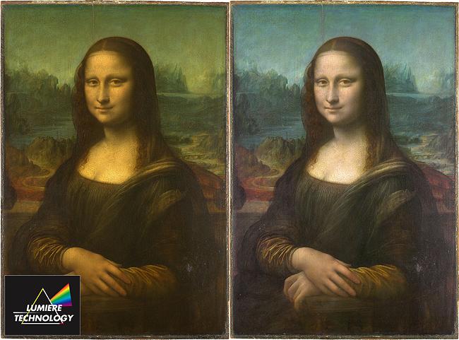 Devernissage Mona Lisa